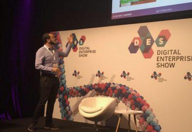 Nuestra intervención en DES 2019 a cargo de nuestro Account Manager, Massimo Pavone
