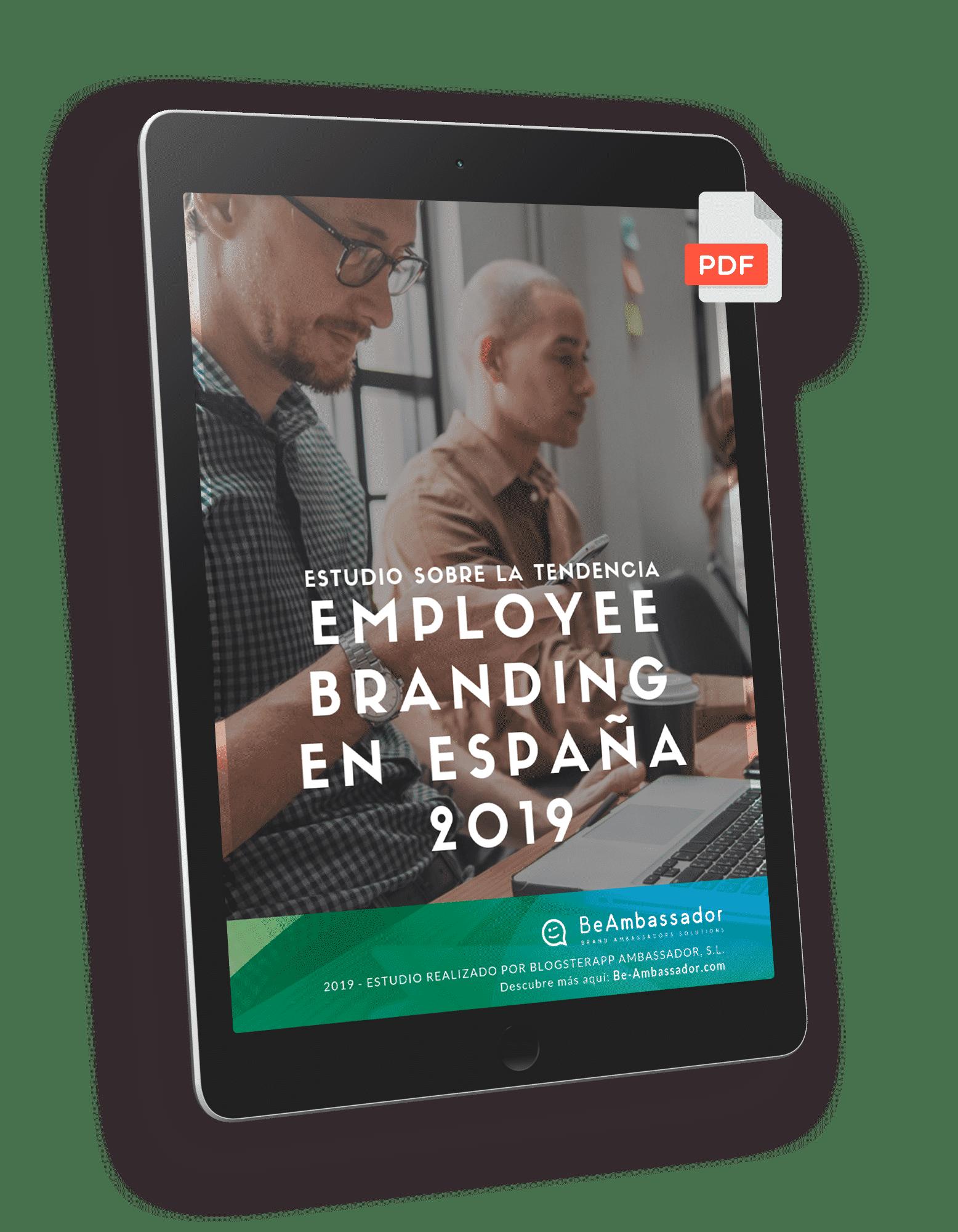 Informe tendencias de Employee Branding