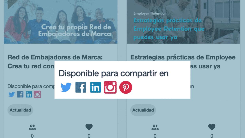 BeAmbassador continúa mejorando la interfaz para embajadores de marca