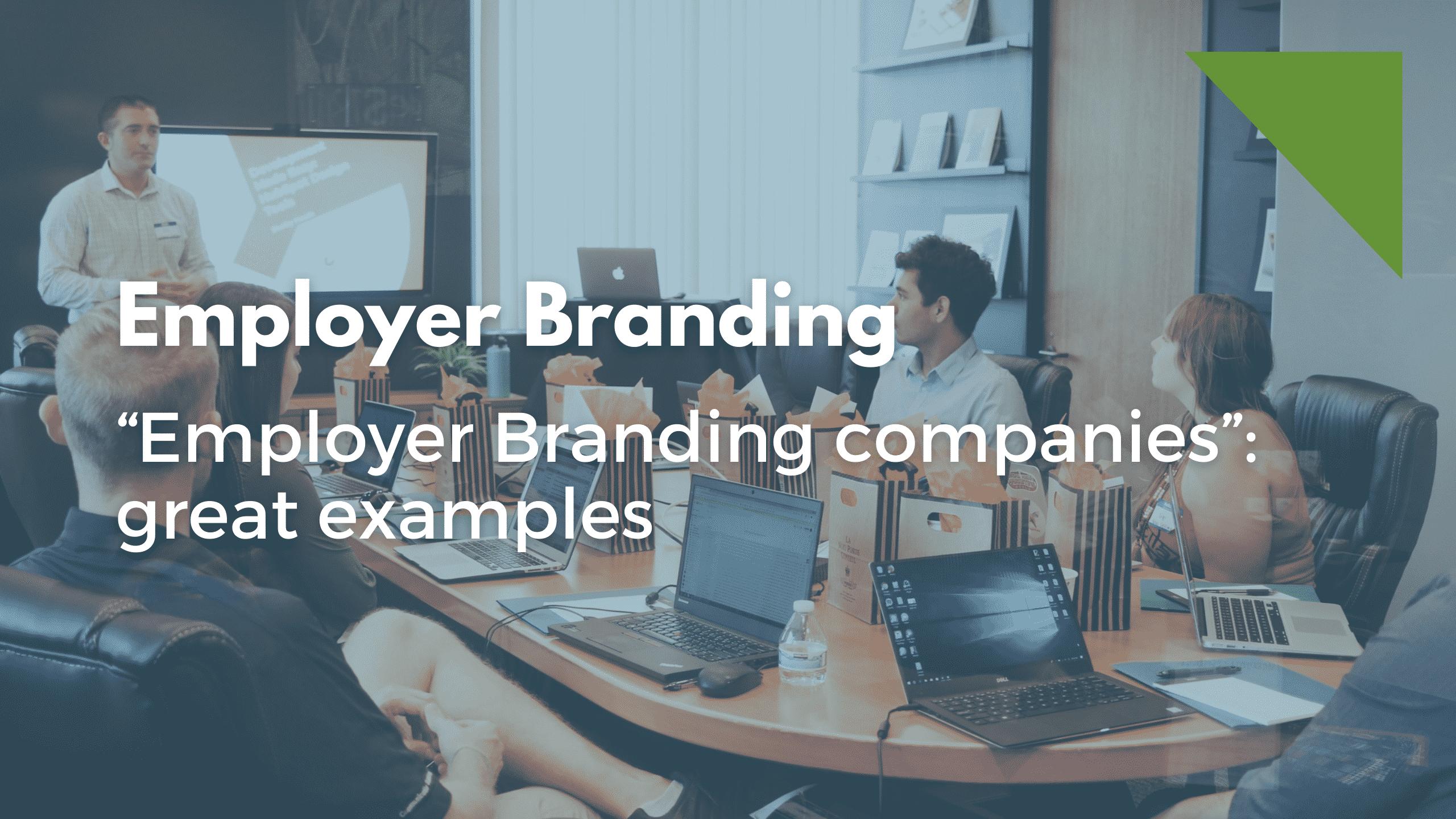 Companies Employer Branding