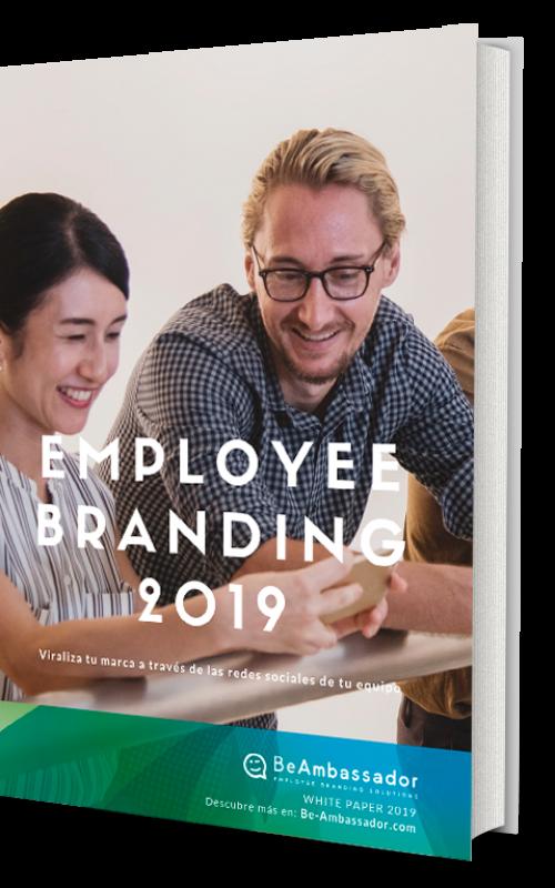 Employee Branding 2019, White Paper, BeAmbassador